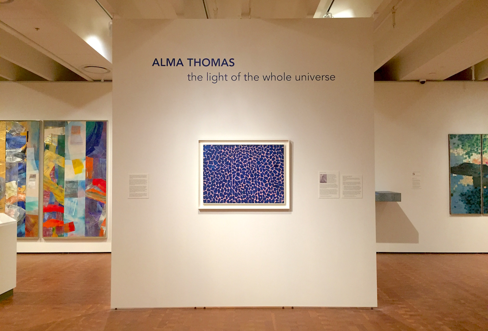 DC's own Alma Thomas rises to new heights in the art world