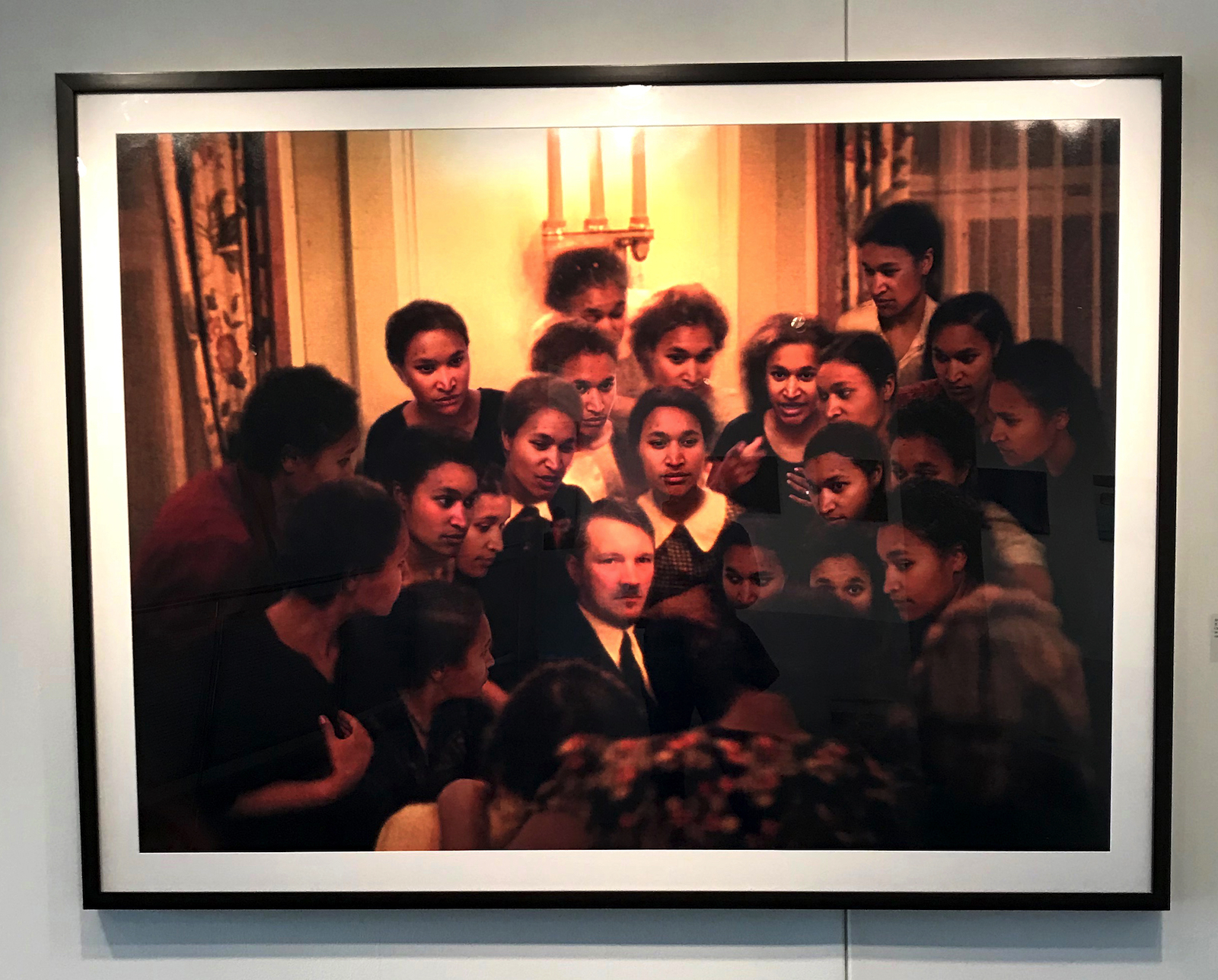 Tony Podesta Art >> Pulled In Part From Corcoran Legacy Collection Exhibit At