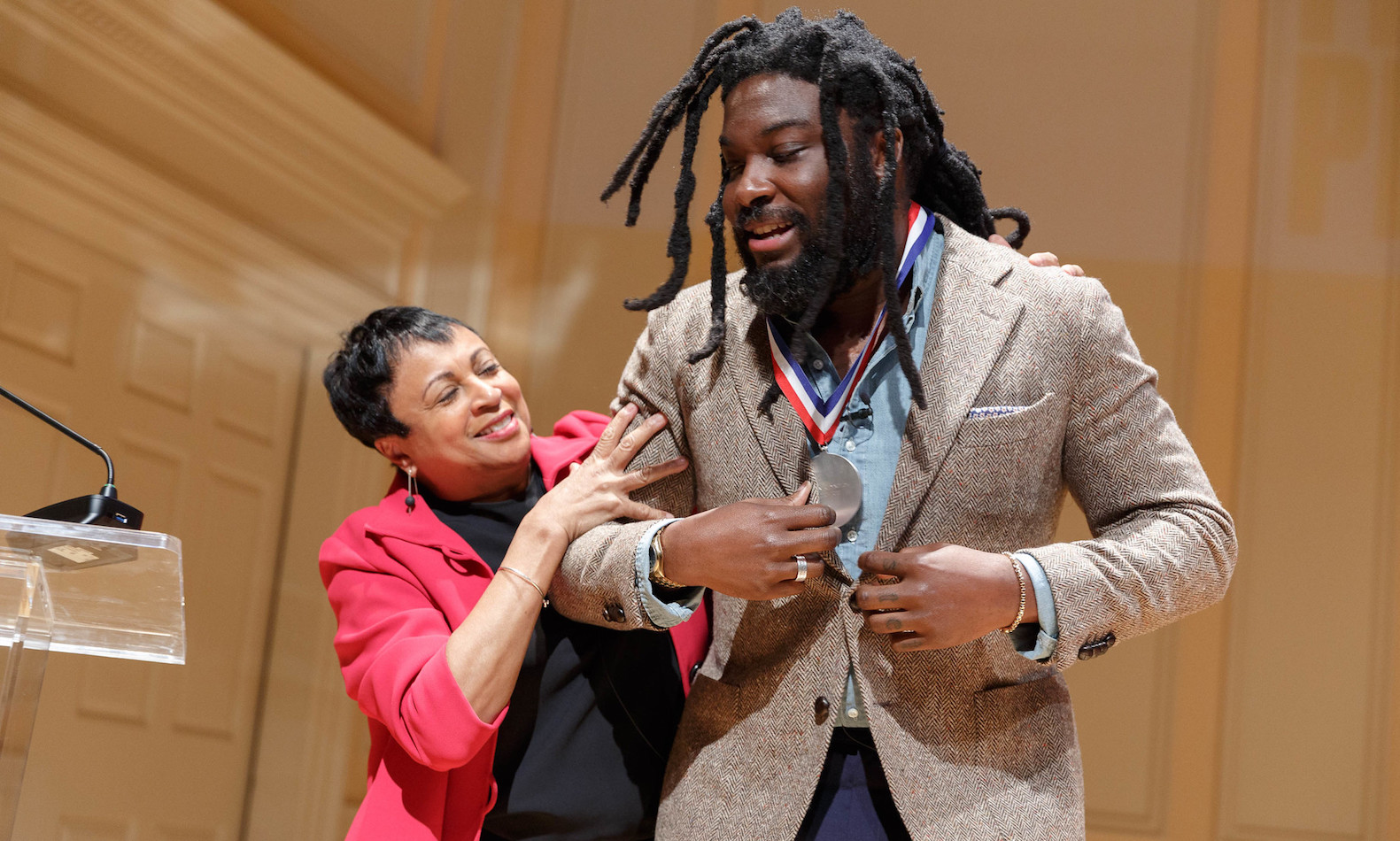 Local Author Jason Reynolds Earns Nationwide Ambassador Role From Library Of Congress Thedcline Org